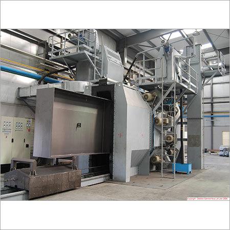 Heavy Surface Fabrication Machine