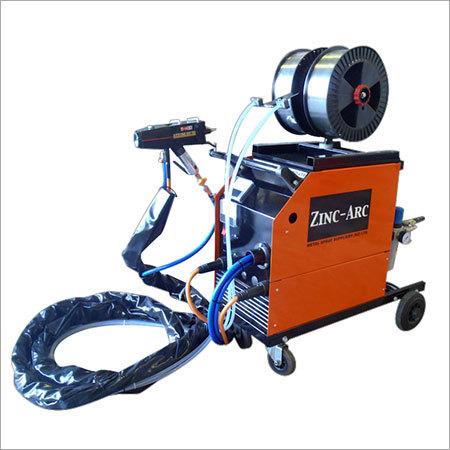 Metallizing Machine