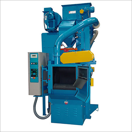 Tumble Type Shot Blasting Machines