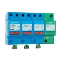 Combined Surge Protection for main LT panels