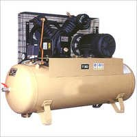 Electric Driven Two Stage Air Cooled Compressor