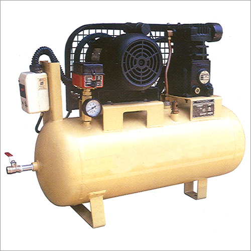 Electric Driven Single Stage Air Cooled Compressor