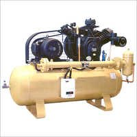 Electric Driven Two Stage Air Compressors