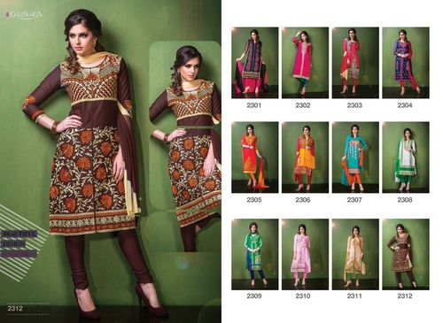 Khushika Wholesale Salwar Suits Online