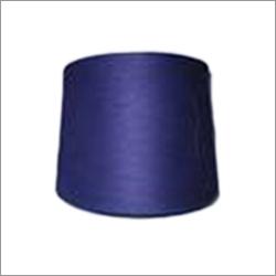 靛蓝编织的毛线
