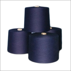 Blue Indigo Dyed Cotton Yarn