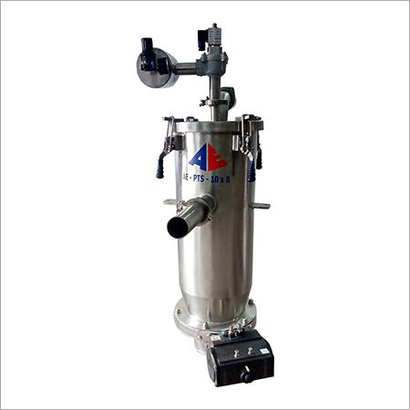 Bin Charging Powder Transfer System