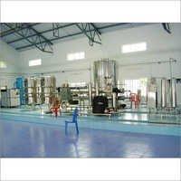 Minaral Water Plant