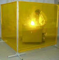 Welspring Welding Curtain for Welding Booths