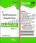 Azithromycin Suspension Setrocin-100