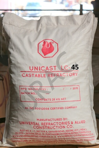 Low Cement Refractories