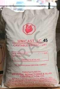 Low Cement Refractories