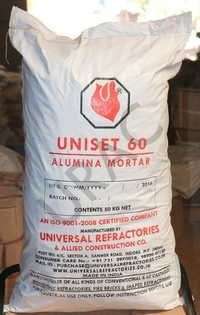 Uniset 60 / Accoset 50 / Fire Cement