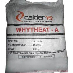 Refractory White Heat Castable