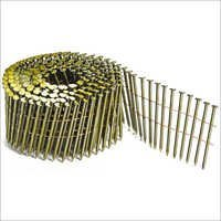 Pneumatic Galvanized Pallet Coil Nails