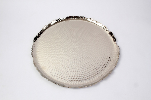 Hammered Jaggered Platter