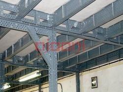 Mezzanine Fabrication Floor