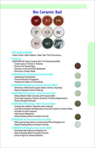 Bio Ceramic Balls