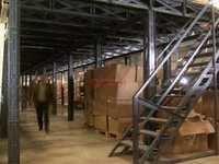Slotted Mezzanine Floor