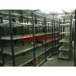 metal shelving