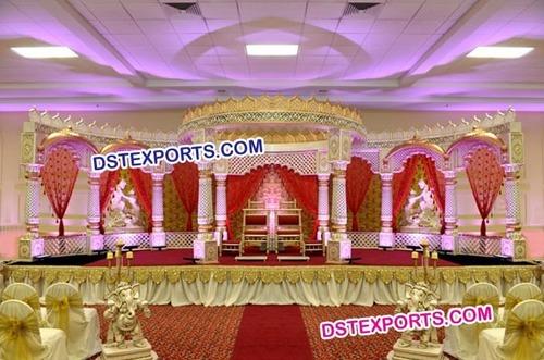 Indian Wedding Mehraap Mandap