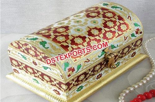 Wedding Meenakari Money Box