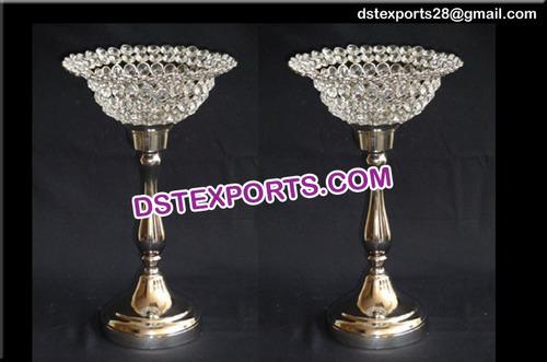 Wedding Crystal Table Center Pieces