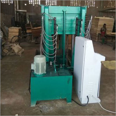 Hot Core Dry Press