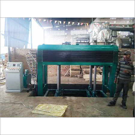 Core Dry Plywood Machine