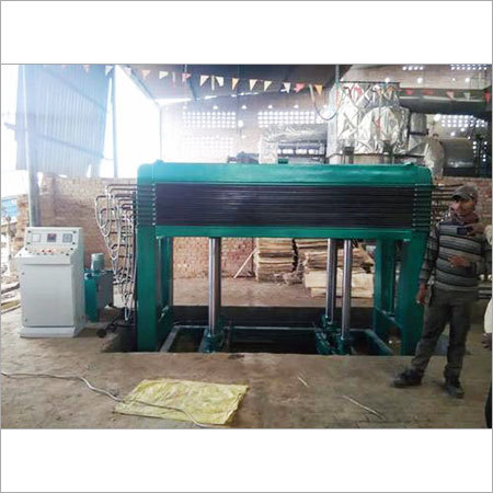 Core Dry Plywood Press