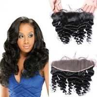 Silky Hair Frontals