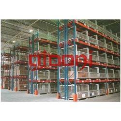 Warehouse Pallet Racks