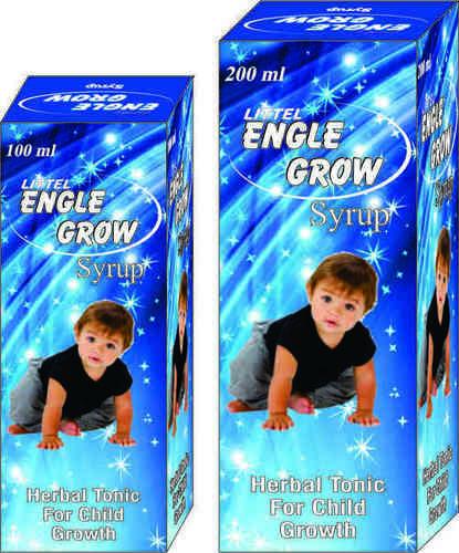 Engle Grow Syrup