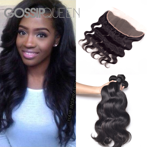 Silky Frontal Hair Pieces