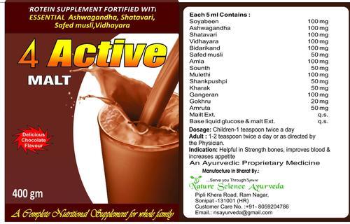 4-Active MALT