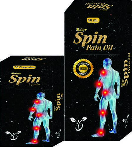 spin pain oil