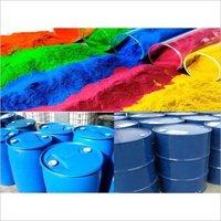 pigment & solvent