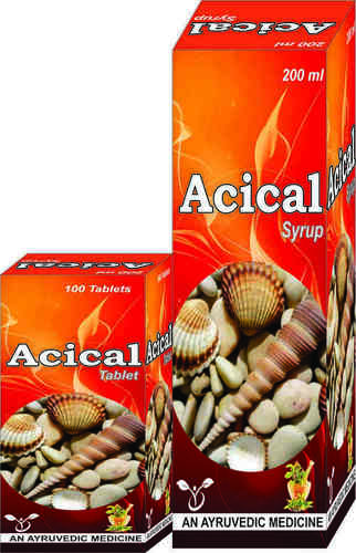 Acical 200 Tablets / Syrups