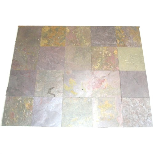 Multicolour Slatestone