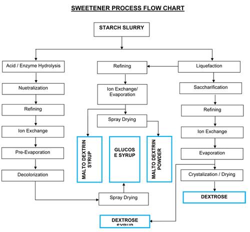Glucose Acid  Enzyme
