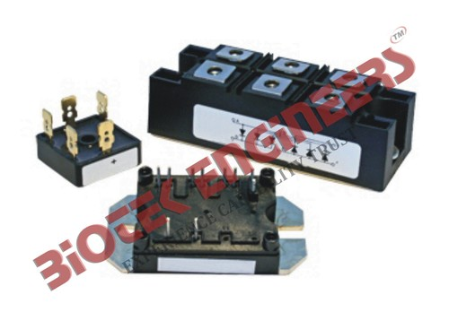 SINGLE-PHASE AND THREE-PHASE RECTIFIERS MODULE