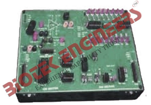 ANALOG SWITCH AND SAMPLE & HOLD MODULE