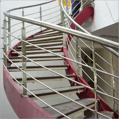 SS Stair Railings