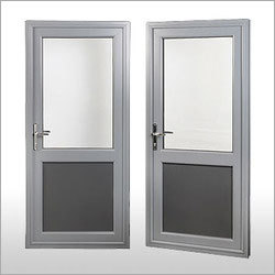 Modular Aluminium Doors