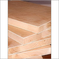 Plywood Blockboards