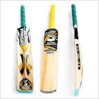 All Rounder Gold Cricket Bat