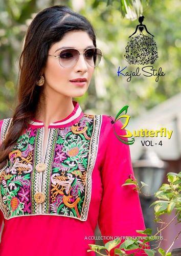 Best Designer Cotton Kurtis