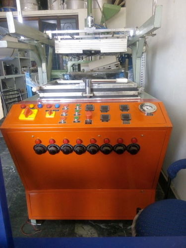 PAPER/PLASTIC/DISPOSABLE/THERMOCOL DONA-PLATE CUP-GLASS MACHINE