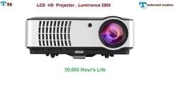 TS Led HD Projector