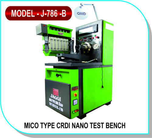 Mico Type CRDI Test bench